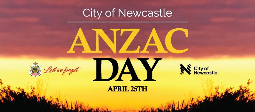 Media Release, ANZAC Day 2021 Newcastle